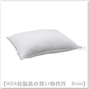 IKEA/イケア AXAG まくら/かため50×60cm ポリエステル