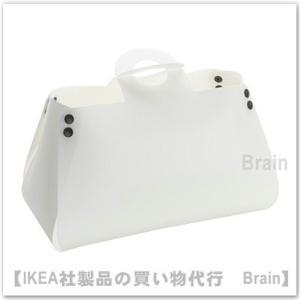 IKEA/イケア IDEBO ケーブルマネジメントバッグ ホワイト