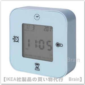 IKEA/イケア KLOCKIS 時計/温度計/...の商品画像