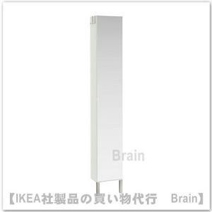 ■カラー:ホワイト/ミラー  ■商品の大きさ 幅: 30 cm 奥行き: 21 cm 高さ: 194...