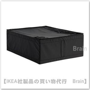 ■カラー:ブラック  ■商品の大きさ 幅: 44 cm 奥行き: 55 cm 高さ: 19 cm  ...
