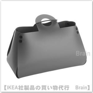 IKEA/イケア IDEBO ケーブルマネジメントバッグ グレー