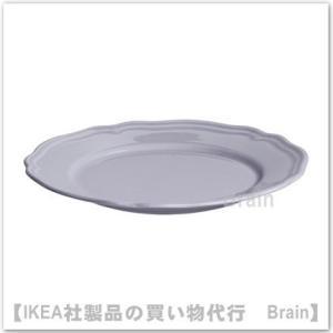 IKEA/イケア ARV サイドプレート22cm ライラック|shop-brain