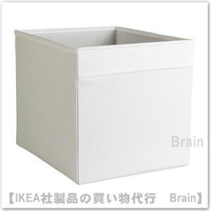 IKEA/イケア DRONA ボックス33x38x33 cm ホワイト|shop-brain