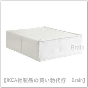 IKEA/イケア SKUBB 収納ケース69×55×19cm ホワイト|shop-brain