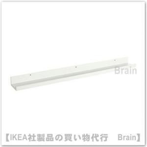 ■カラー:ホワイト  ■商品の大きさ 長さ: 115 cm 奥行き: 12 cm   ■主な特徴 -...