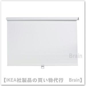 IKEA/イケア TUPPLUR 遮光ローラーブラインド60×195cm ホワイト|shop-brain