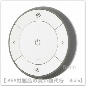 IKEA/イケア TRADFRI リモコン グレー/ホワイト|shop-brain