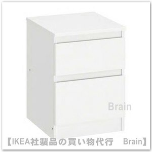 ■カラー:ホワイト  ■商品の大きさ 幅: 35 cm 奥行き: 40 cm 高さ: 49 cm 引...