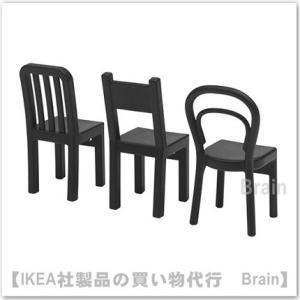 ■カラー:ブラック  ■商品の大きさ 奥行き: 6 cm 高さ: 12 cm パッケージ個数: 3 ...