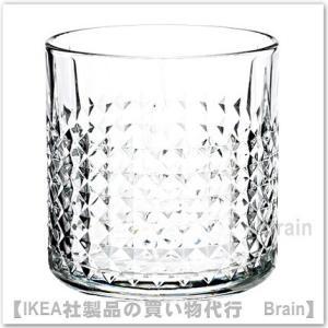 IKEA/イケア FRASERA ウイスキーグラス9 cm|shop-brain