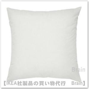 IKEA/イケア FJADRAR クッションパッド50x50 cm ダックフェザー