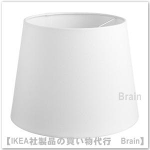IKEA/イケア JARA シェード25cm ホワイト|shop-brain