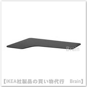 ■カラー:ブラックステインアッシュ材突き板  ■商品の大きさ 長さ: 160 cm 幅: 110 c...