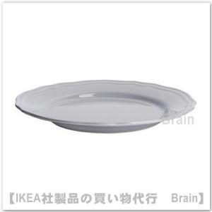 IKEA/イケア ARV サイドプレート28cm ライラック|shop-brain