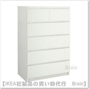 ■カラー:ホワイト  ■商品の大きさ 幅: 80 cm 奥行き: 48 cm 高さ: 124 cm ...