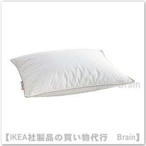 IKEA/イケア GULDPALM まくら/かため50×60cm ダウン&フェザー