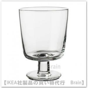 ■カラー:クリアガラス  ■商品の大きさ 高さ: 12 cm 容量: 30 cl   ■主な特徴 -...