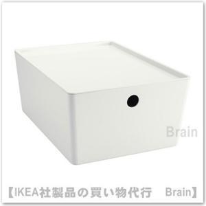 ■カラー:ホワイト  ■商品の大きさ 幅: 26 cm 奥行き: 35 cm 高さ: 15 cm  ...