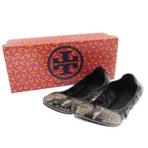 トリーバーチ バレエジューズ フラットシューズ 6M 靴|shop-brandreshopfuji