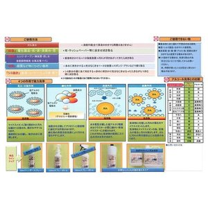 アルカリ電解水クリーナー:フォーバーディー500ml pH13.1|shop-danttotsu|03