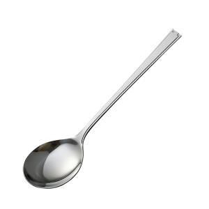 ブイヨンスプーン カトラリー ラッキーウッド ロマンス 18−10ステンレス 日本製 メール便可 shop-e-zakkaya