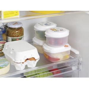 「MIFFY」電子レンジ容器4PC(DB-102)食品保存容器|shop-e-zakkaya|03