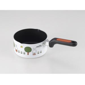 「MIFFY」アルミ ソースパン16cm(DB-301)片手鍋|shop-e-zakkaya