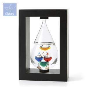【Glass Float Thermometer】 物理学者のガリレオ・ガリレイは液体の比重が気温に...