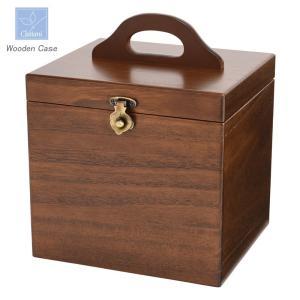 「メイクボックス」木製コスメティックボックス 17-512茶谷産業(化粧箱)(茶谷産業)(ギフト)(御祝)(日本製)(包装無料)|shop-e-zakkaya