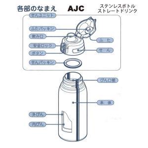 「メール便可」ピーコック部品 ステンレスボトル AJC用せんパッキン AJC-SNP AJC用パッキン|shop-e-zakkaya|02
