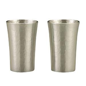 錫器 タンブラー スタンダードペア 16-1-2(日本製) ギフト|shop-e-zakkaya