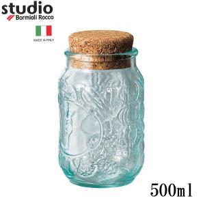 「保存容器」ガラス キャニスター 500ml 6-33459|shop-e-zakkaya