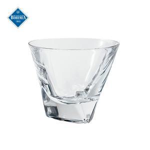 「ボヘミアクリスタル」クリスタルマイグラス TRIANGLE(トライアングル)ロックグラス CZ-50|shop-e-zakkaya