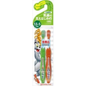 (まとめ)デンタルプロ トムとジェリーハブラシ乳歯期用 やわらかめ 〔×6点セット〕|shop-easu01