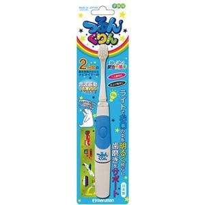 電動歯ブラシ つるんくりん ブルー 795944〔代引不可〕|shop-easu01