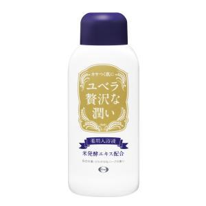 ユベラ 贅沢な潤い 薬用入浴液 600mL 医薬部外品 薬用...