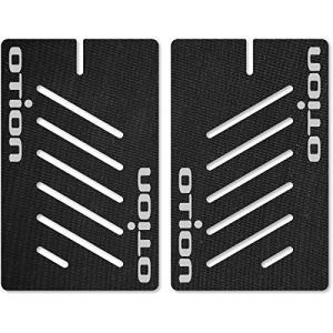 OTION(オーション) バーテープよりも薄くて、取り付けも簡単。 タイムトライアルやトライアスロン...
