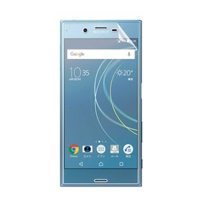 MS factory SONY Xperia XZs SOV35/SO-03J/602SO 液晶保護 フィルム アンチグレア 反射低減 エク|shop-frontier