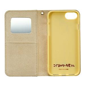 サンクレスト iDress iPhone8/7/6s/6 4.7インチ対応 iPhone ケース こぐまのケーキ屋さん こぐま イエロー i|shop-frontier