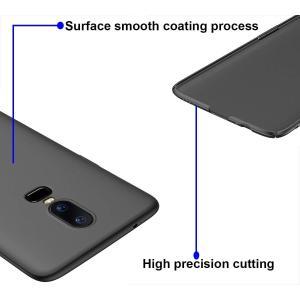 Gosento OnePlus 6 ケース 超スリム 超耐磨 ハード 衝撃吸収カバー OnePlus...