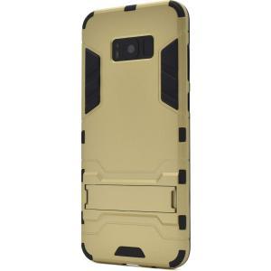 PLATA Galaxy S8+ ケース メカニカル デザイン カバー ギャラクシーs8+ ゴールド 金 gold ごーるど DSC03J-|shop-frontier