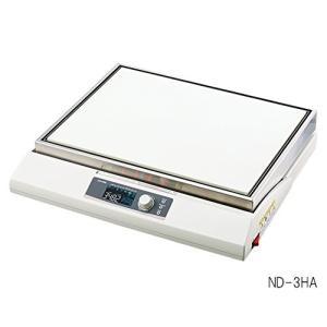 ホットプレート (NINOS) ND-3LA 300℃ 400×300mm /1-4601-41 shop-frontier