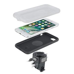 TiGRA Sport スマホホルダー 自転車 スマホ ホルダー スマホスタンド バイク iPhone8 iPhone7 MountCase|shop-frontier