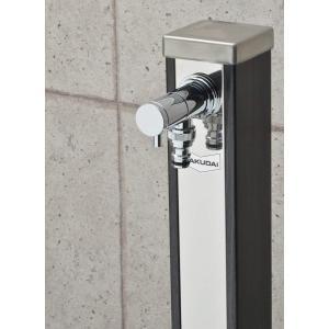 カクダイ ガーデン用水栓 701-322-13|shop-frontier