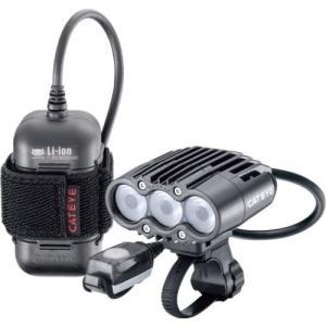 キャットアイ(CAT EYE) Triple Shot Pro 充電式ヘッドライト HL-EL830...