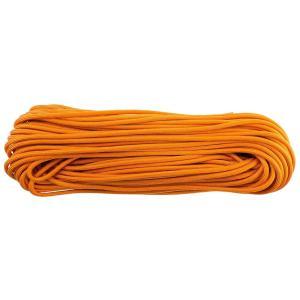 TOUGH-GRID 750ポンド(耐荷重340kg) ミルスペックパラコード 50フィート 11芯 (オレンジ)|shop-frontier