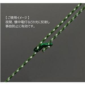ヘビーユーザー向け 《4mm×50m》 リフレクティブロープ 反射材 テントロープ ガイドロープ SAKURADOオリジナルパッキング 50|shop-frontier