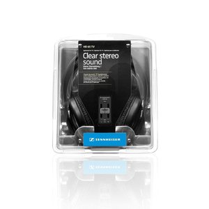 ゼンハイザー ヘッドホン 密閉型/テレビ用/左右独立音量調整機能 HD 65 TV国内正規品|shop-frontier