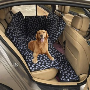 JTENG ペット用ドライブシート( 新型 ) シートカバー 車用ペットシート 後部座席用 高品質 ...